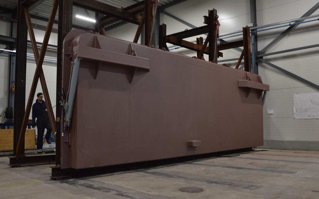 Newthex starts production of 26 elevator doors & Newthex starts production of 26 elevator doors \u2013 Newthex
