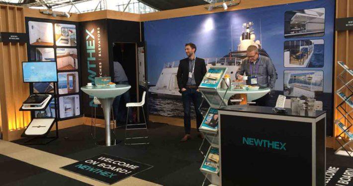 Meet Newthex at Metstrade show 2017