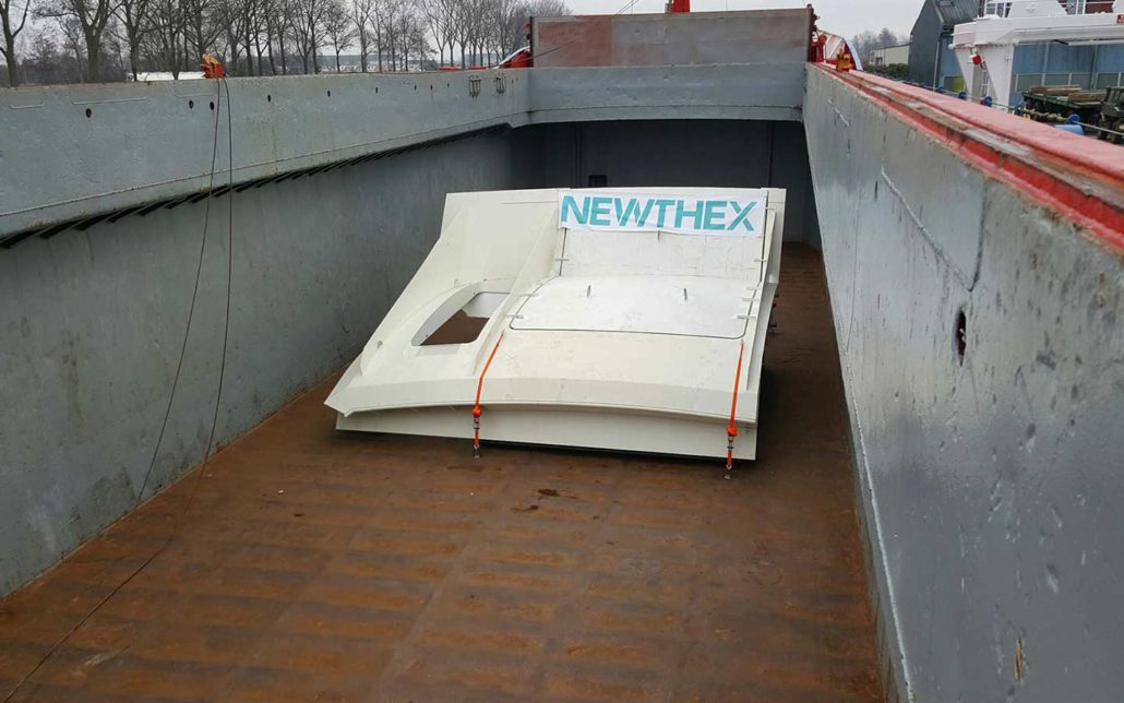 Bon Last Hull Door Of 2016 Delivered By Boat
