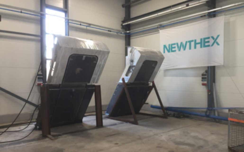 Newthex MOB hatches and 1 special pantograph hatch